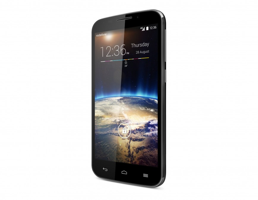 Vodafone Smart 4 power Full Specifications | SysAd Journal